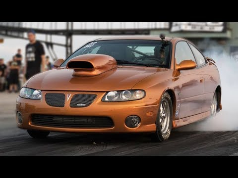 6-Second GTO Chills Ice Cream Cruise