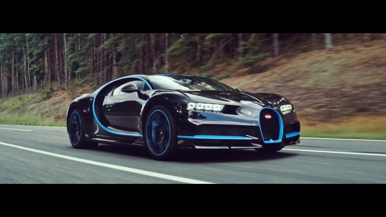 Bugatti Chiron – New World Record