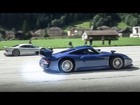 Epic Hypercar Throwdown