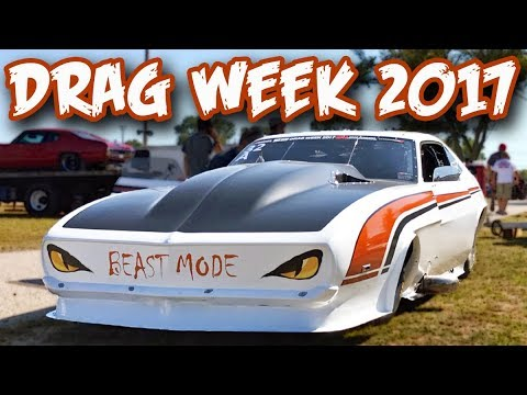 Hot Rod Drag Week 2017
