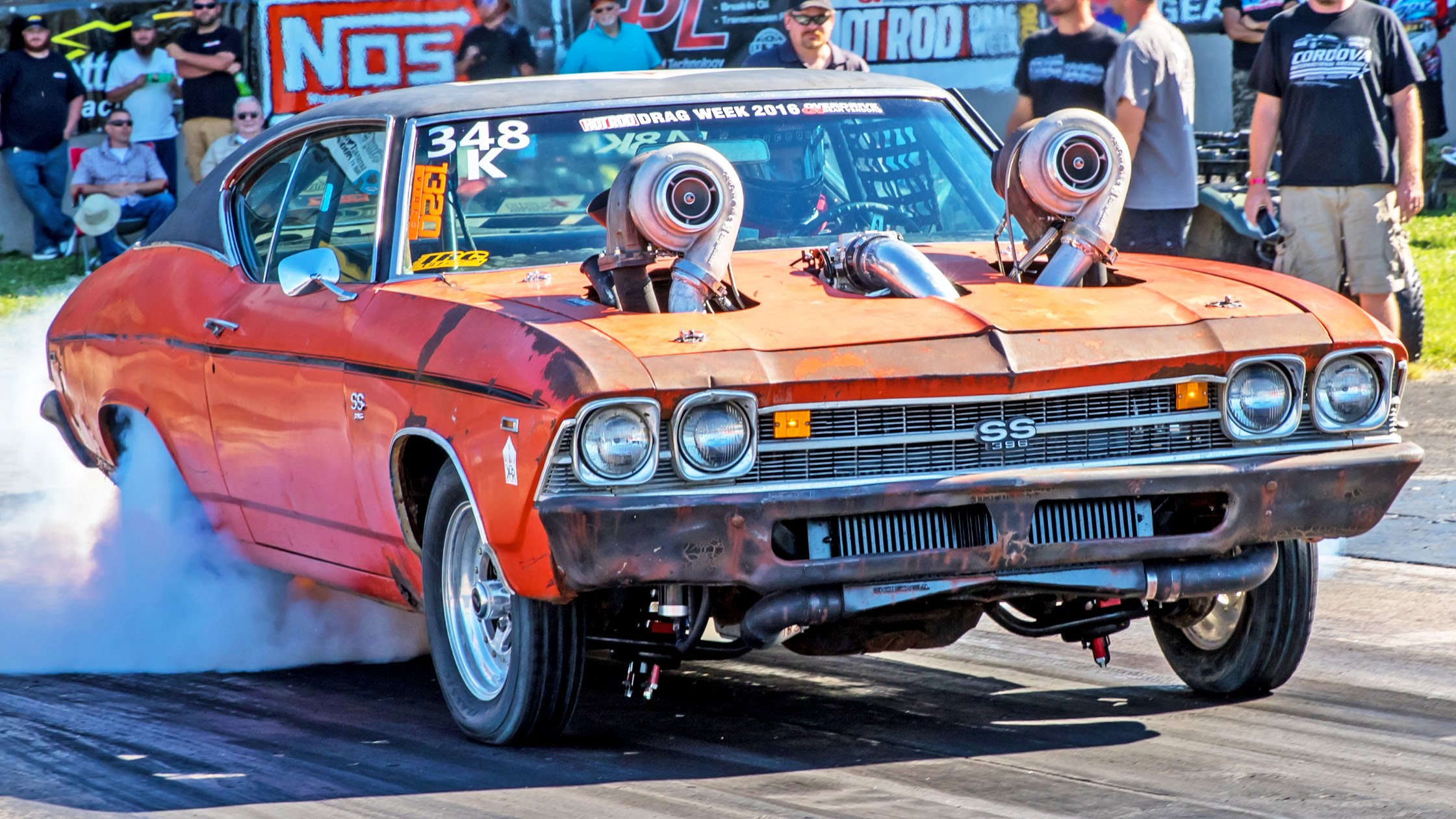 Hot Rod Drag Week – Final Day