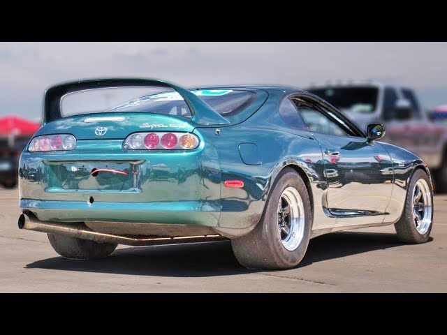 Street Car Takeover – 1400HP Supra