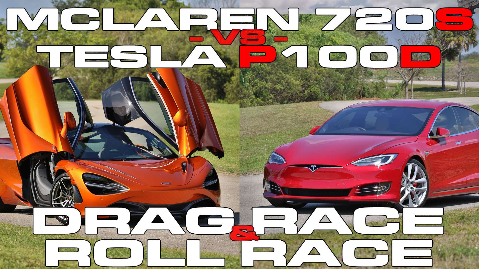 2018 tesla model s p100d. modren model mclaren 720s vs tesla model s p100d drag race  dragtimescom racing  fast cars muscle cars blog to 2018 tesla model s p100d