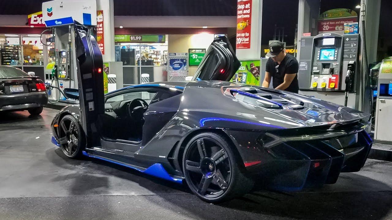 200 MPH Street Hits – Lamborghini Centenario | DragTimes.com Drag ...