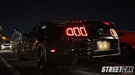 Mustang GT500 vs Turbo Corvette – Street Rolls