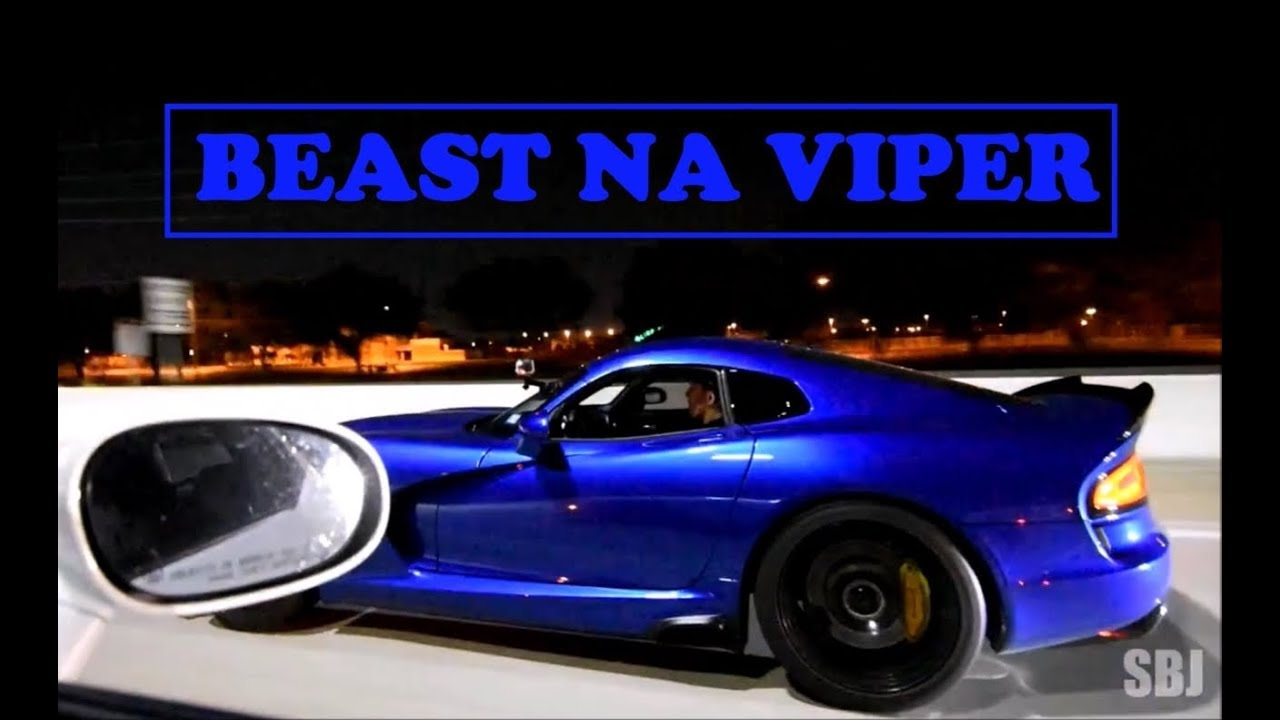 NA Viper Incinerates the Interstate