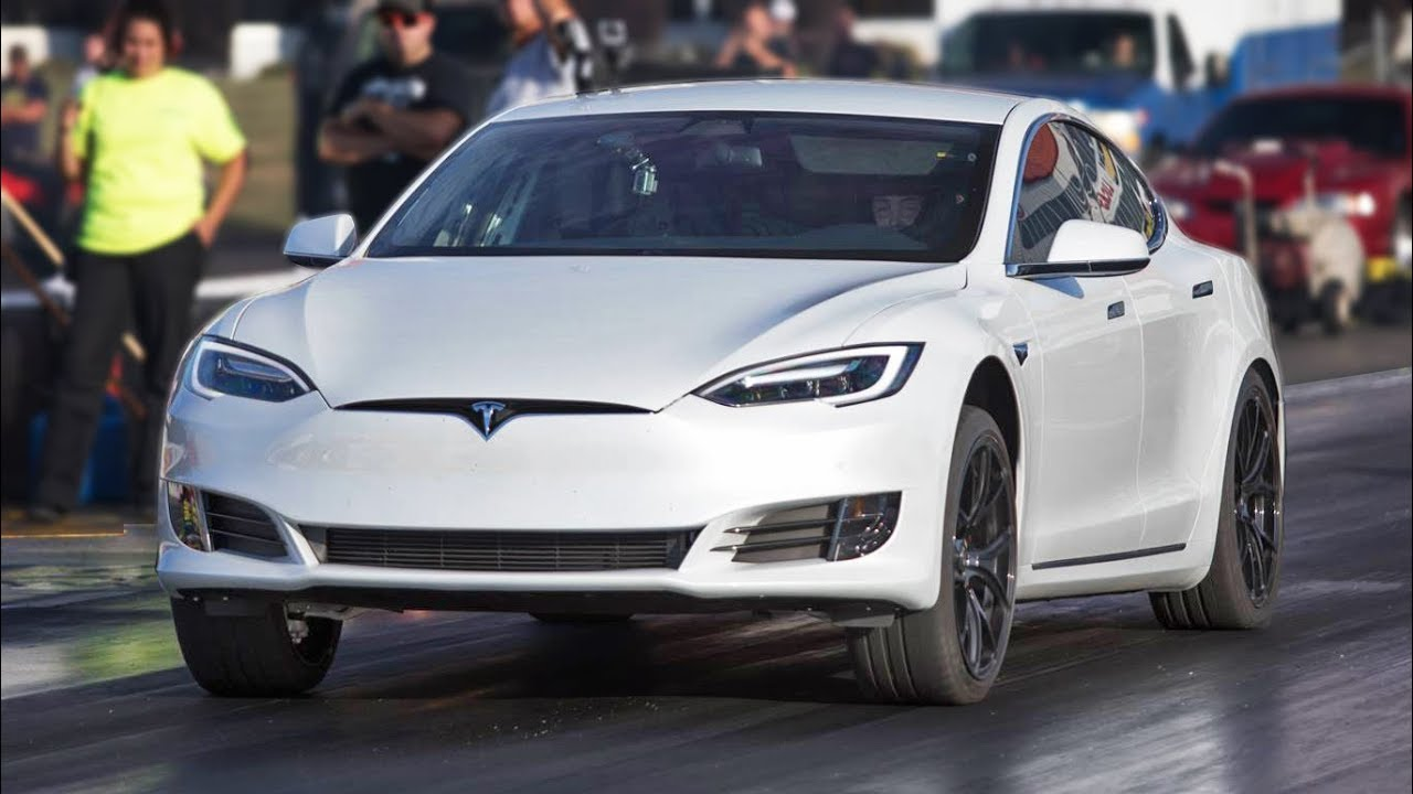 Tesla Invests in Muscle Cars