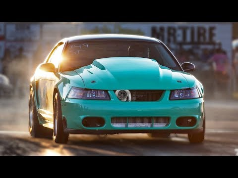 Thin Mint – 6-Second Mustang