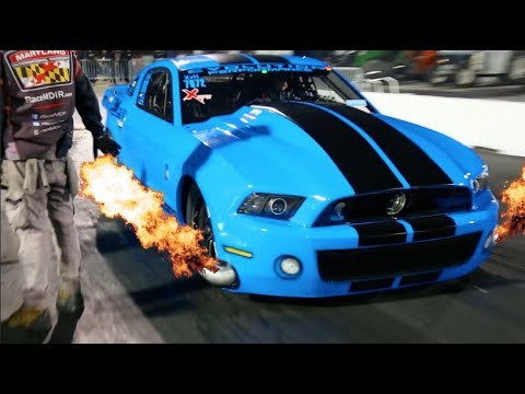 World's Quickest Shelby GT500