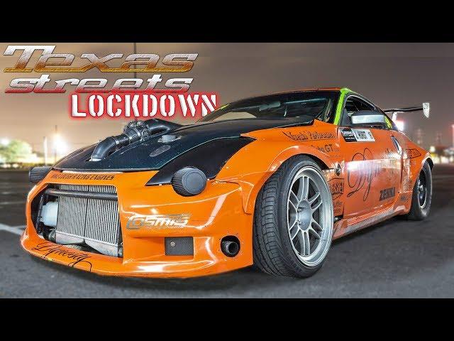 1100HP TTLSX 350Z – Street Rolls