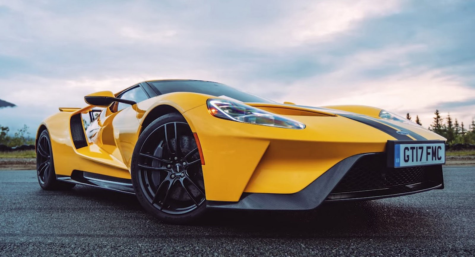 This Amazing Video Affords Us The Opportunity To Join Steve Sutcliffe Once Again As He Hits The Beautiful Roads Of Norway In The Fabulous New Ford Gt
