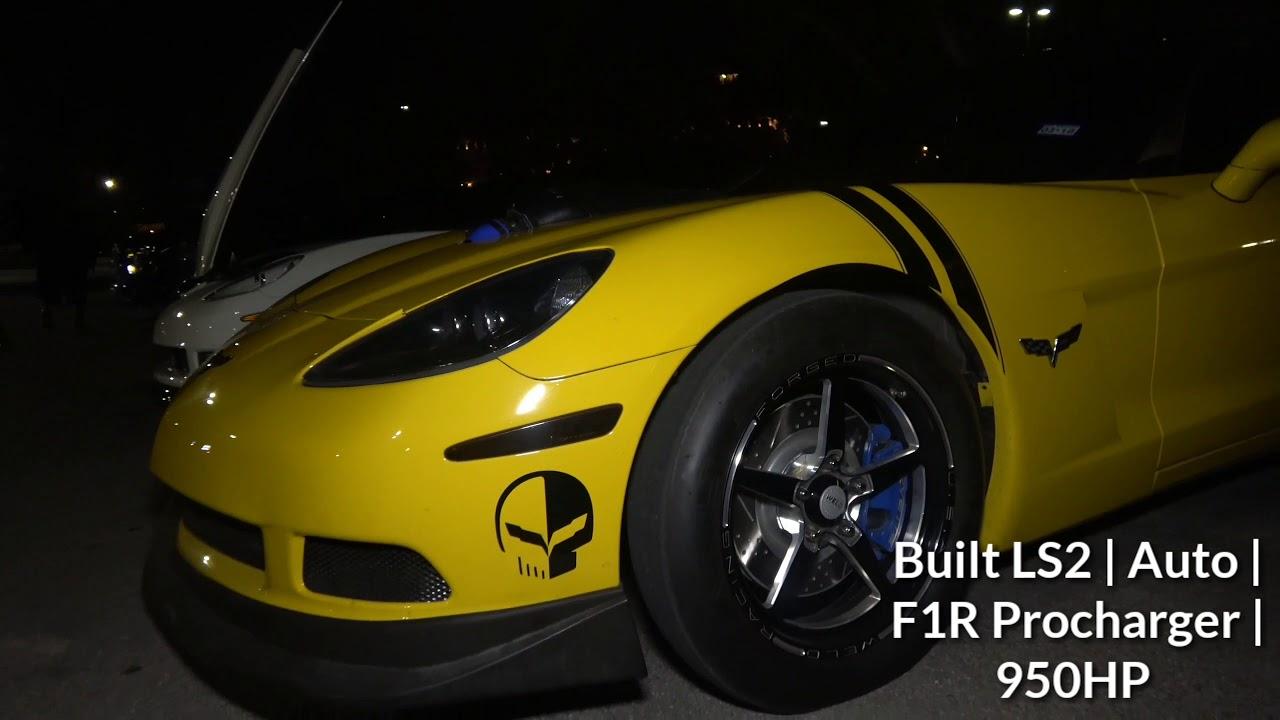 C7 Corvette Z06 vs. Nissan GT-R – Street Rolls