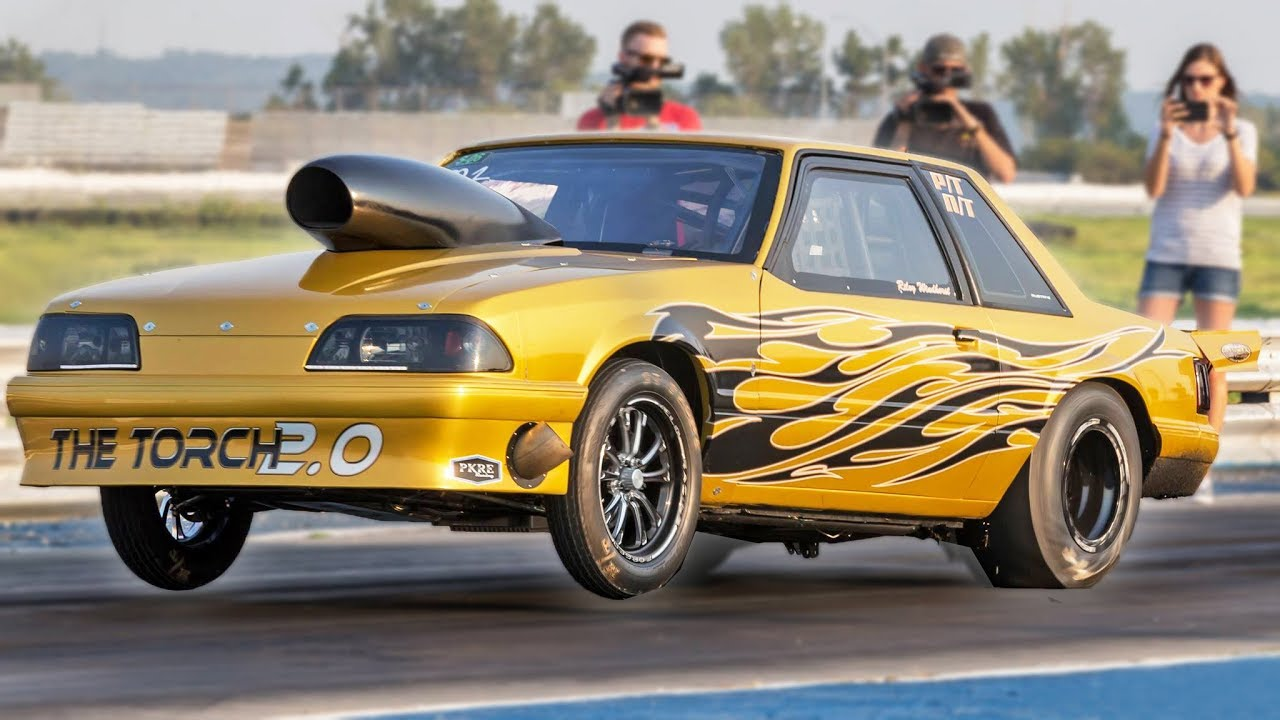Fox Body Grudge Race – Beater Bomb vs. Torch 2.0