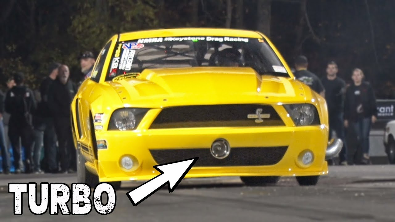 Mustang Madness – Turbo GT500