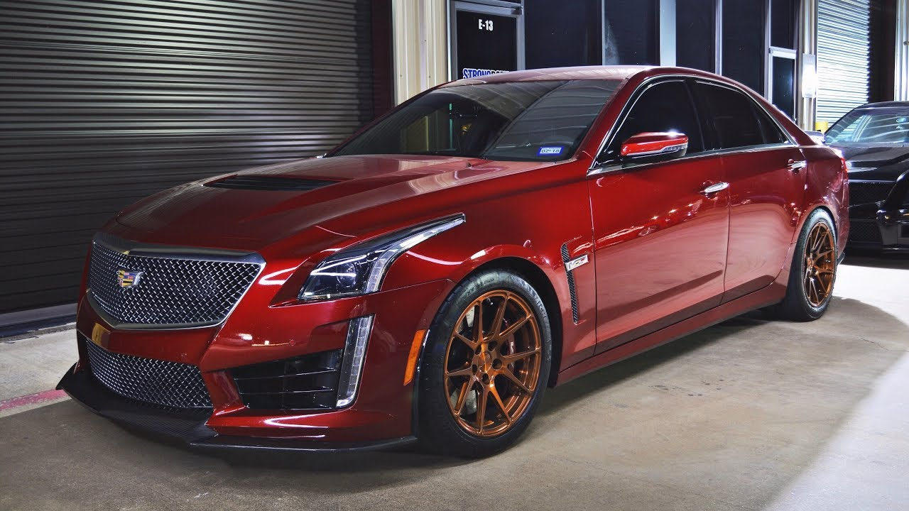 2019 Cadillac Cts >> Drag Racing 1/4 Mile times - DragTimes.com
