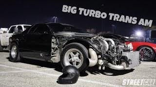 1000HP Trans Am – Street Rolls