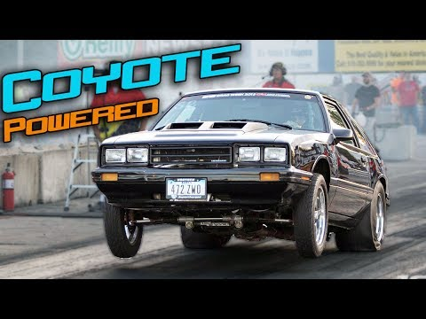 Coyote Capri – Fox Body Heartbreaker