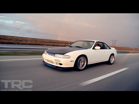 Ugly Duckling – 850whp Nissan 240sx – Street Hits