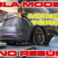Tesla Model 3 Dyno