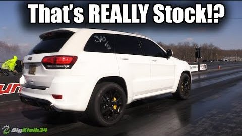 Soccer Mom Assault Vehicle – Jeep Trackhawk