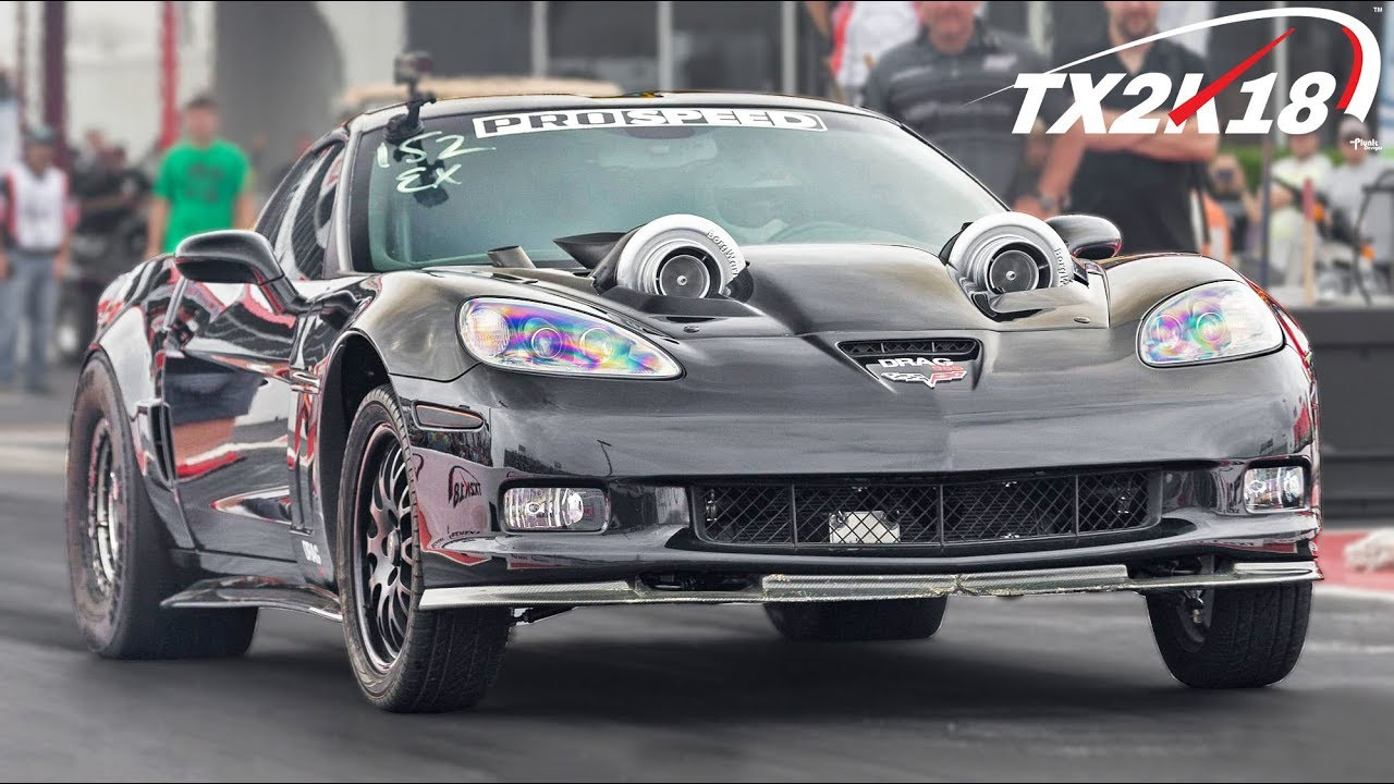 Unicorn C6 Corvette – 7-Second Quarter-Mile