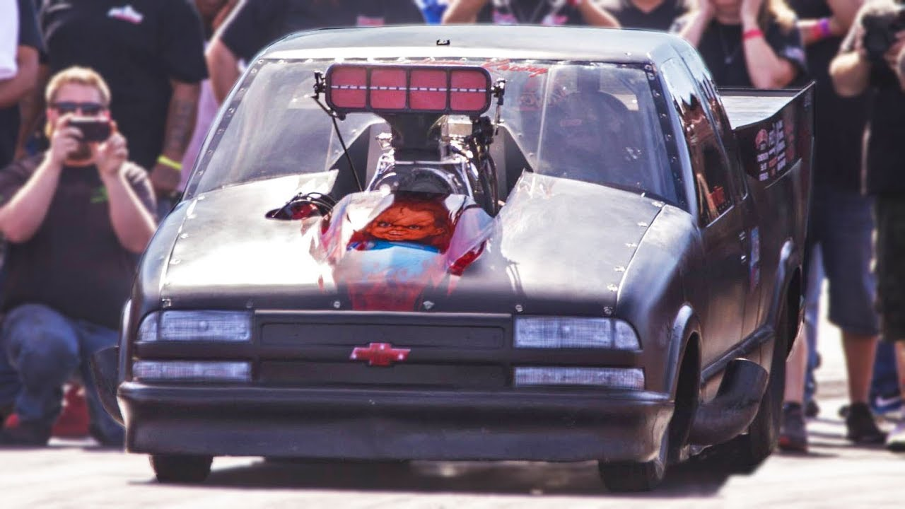 $25K No-Prep – Blown Chevy S10