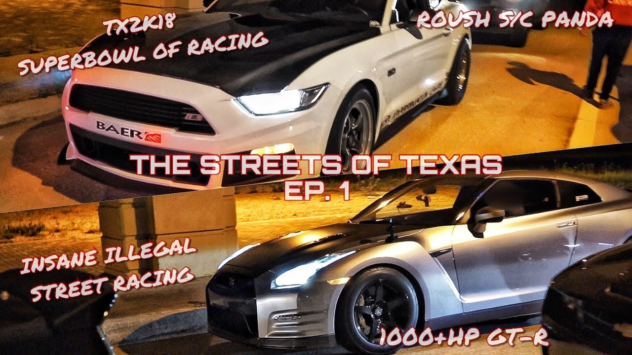 Superbrawl of Street Racing – GT-R vs. Roush Panda
