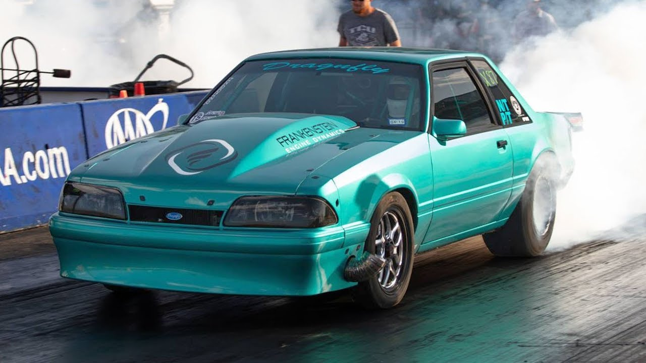 7-Second Dragonfly – 2000HP Fox Body