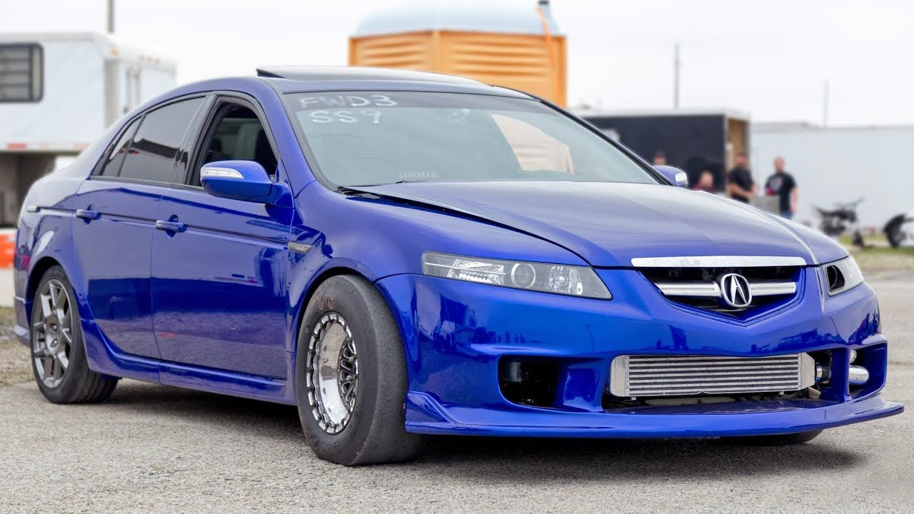 Heads Up No Prep – Turbo Acura TL