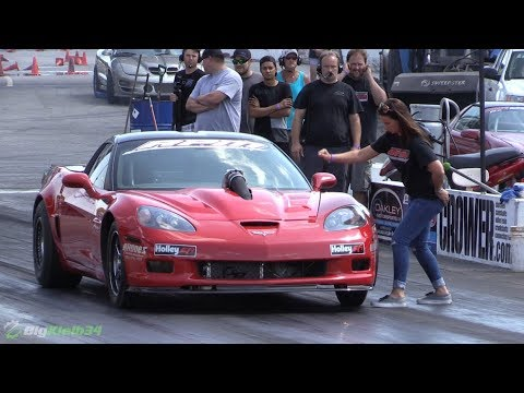 RPM Corvette – Procharged Rocket