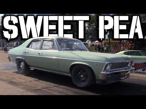 Sweet Pea – 10-Second Nova Sleeper