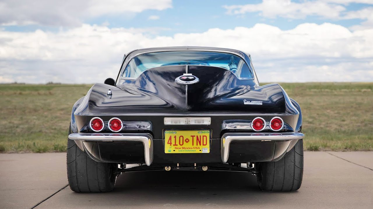 1967 Corvette Stingray – Half-Mile Monster
