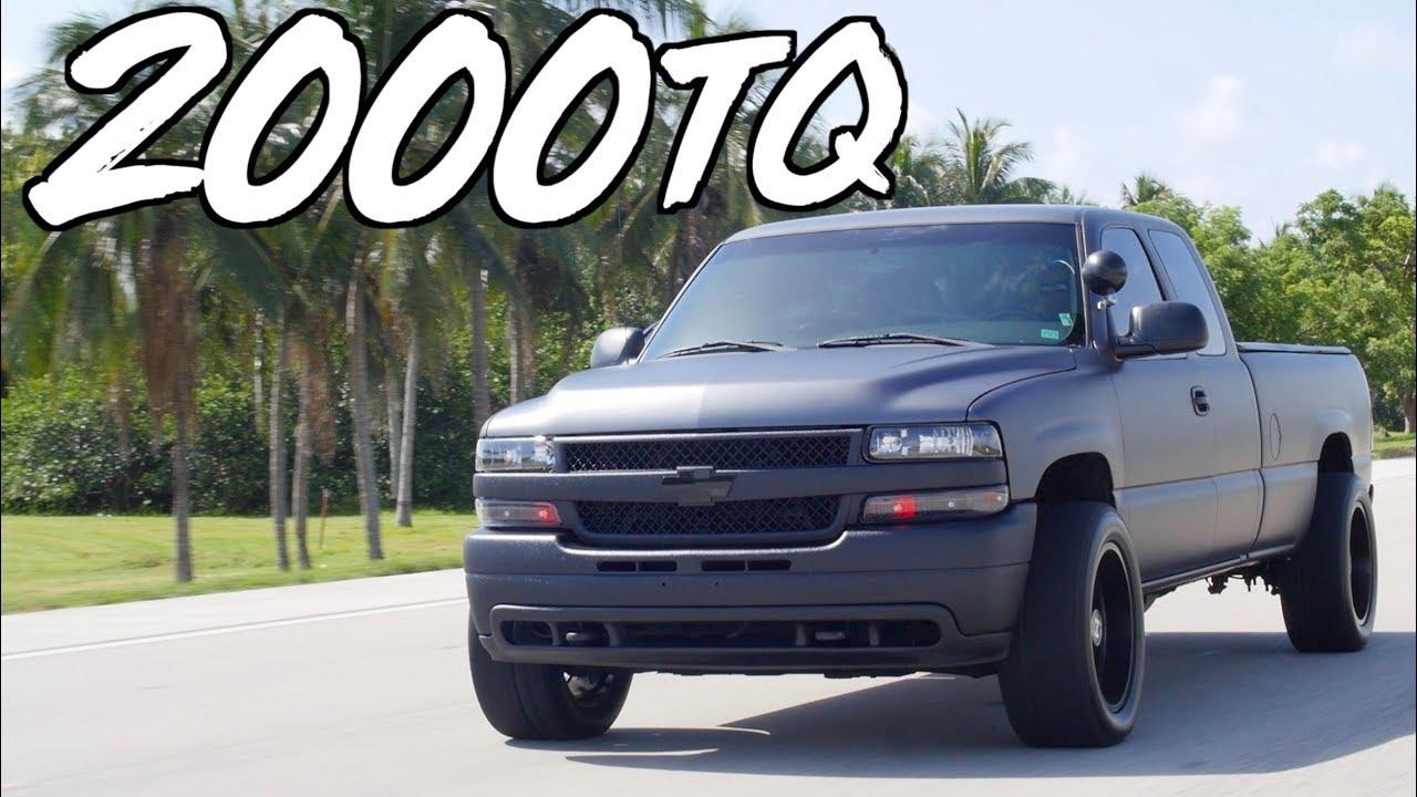 Fastest Diesel Truck >> Rollin Coal 1200hp Chevy Duramax Diesel Dragtimes Com