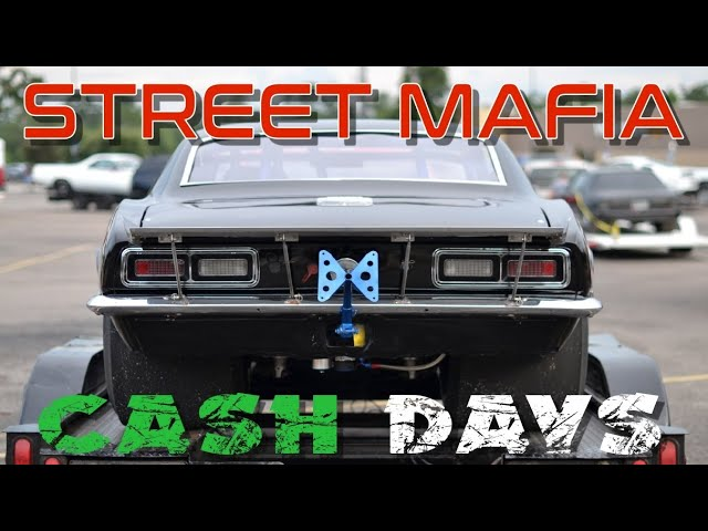 Cash and Carry Street Racing – $5200 Prize