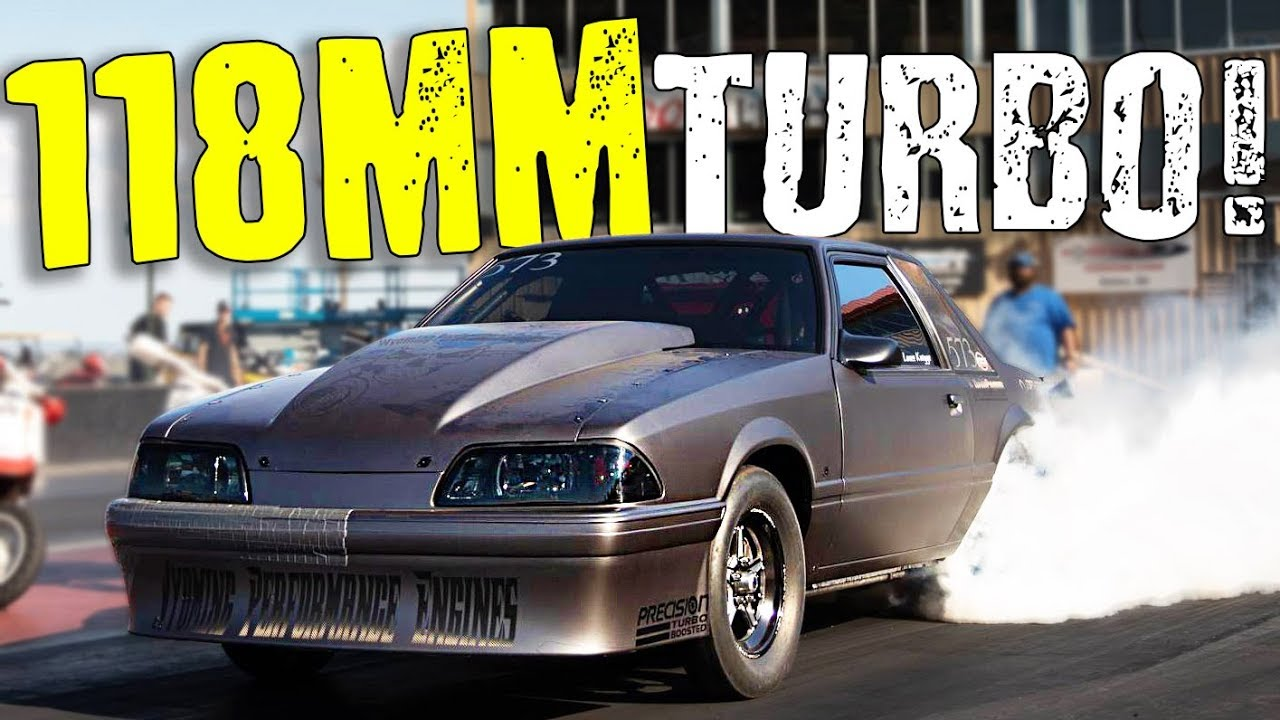 Turbo Fox Body – 7-Second Small Tire Monster