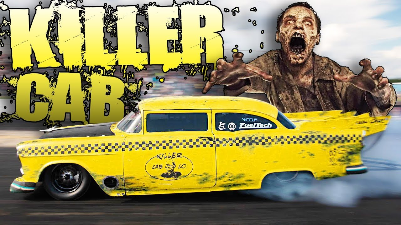 Killer Cab – Big Tire Monster