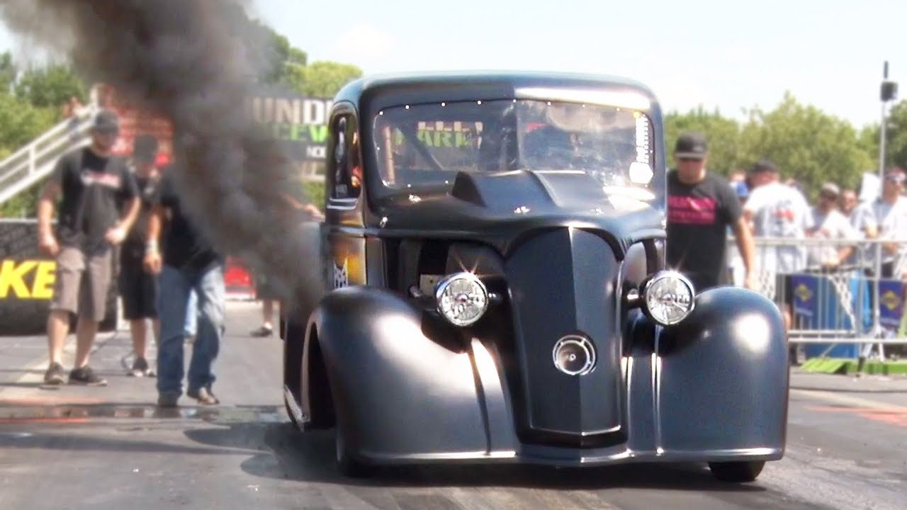 Outcast – 2300HP Diesel Antique Truck