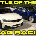 Tesla Model 3 Performance vs BMW M3