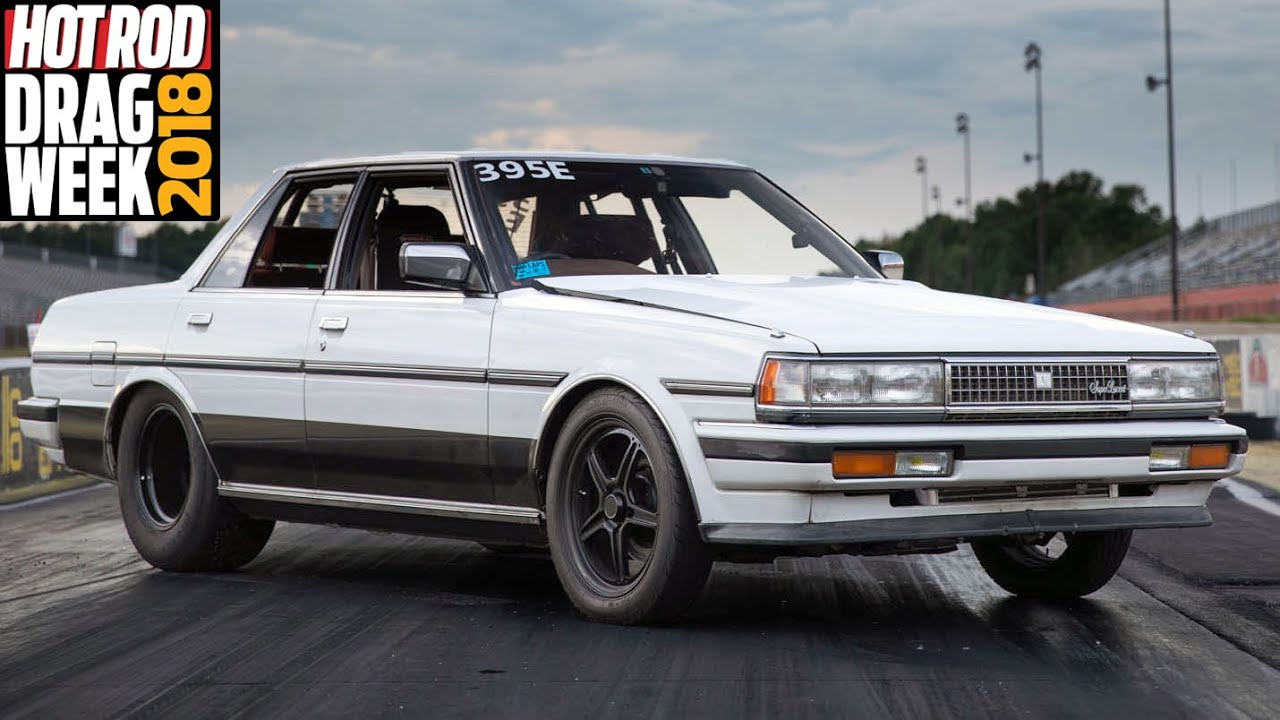 The Mighty Car Mods Mcm You Show Has Turned Up To Campaign Their Toyota Cresta That S Cressida In
