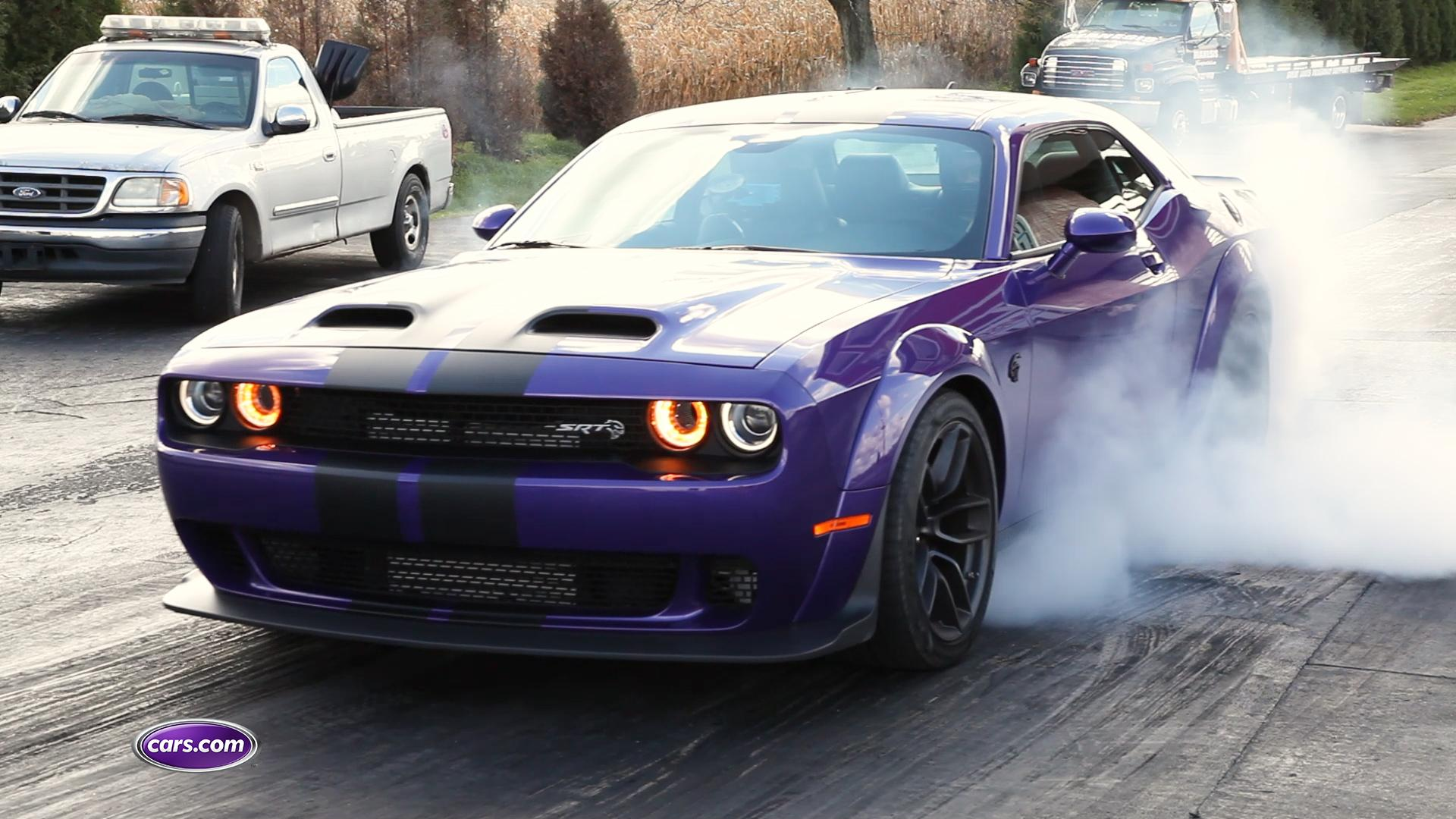 2019 Dodge Challenger Srt Hellcat Redeye Legit 10 Second Stock Car Dragtimes Com Drag Racing Fast Cars Muscle Cars Blog