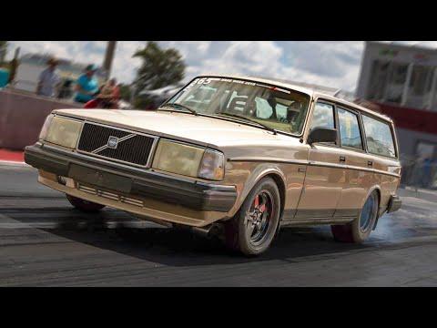 8-Second Volvo Wagon – Mega Sleeper