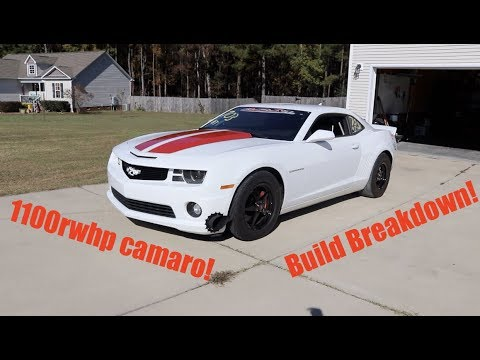 Cowmaro – 1100HP Full Build Rundown