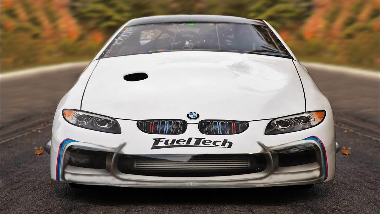 World's Fastest BMW – Haltech World Cup Finals