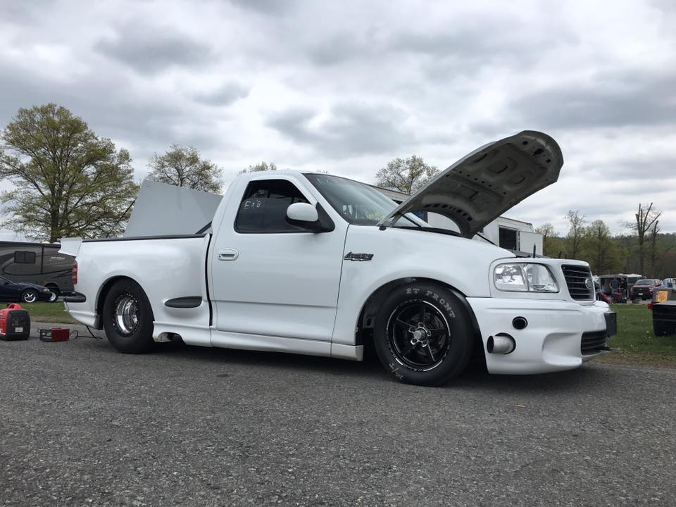 YeTTi Ford F-150 – 6-Second @ 210 MPH