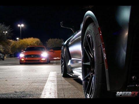 Import vs. Domestic Street Hits – Supra Vette Mustang