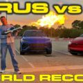 Urus vs Model X