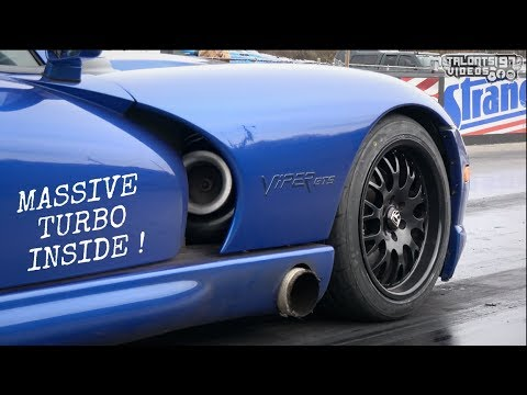 10-Second Turbo Viper – Tune and Testing