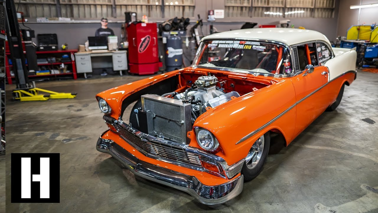 1956 Chevy Coupe – 6-Second Monster