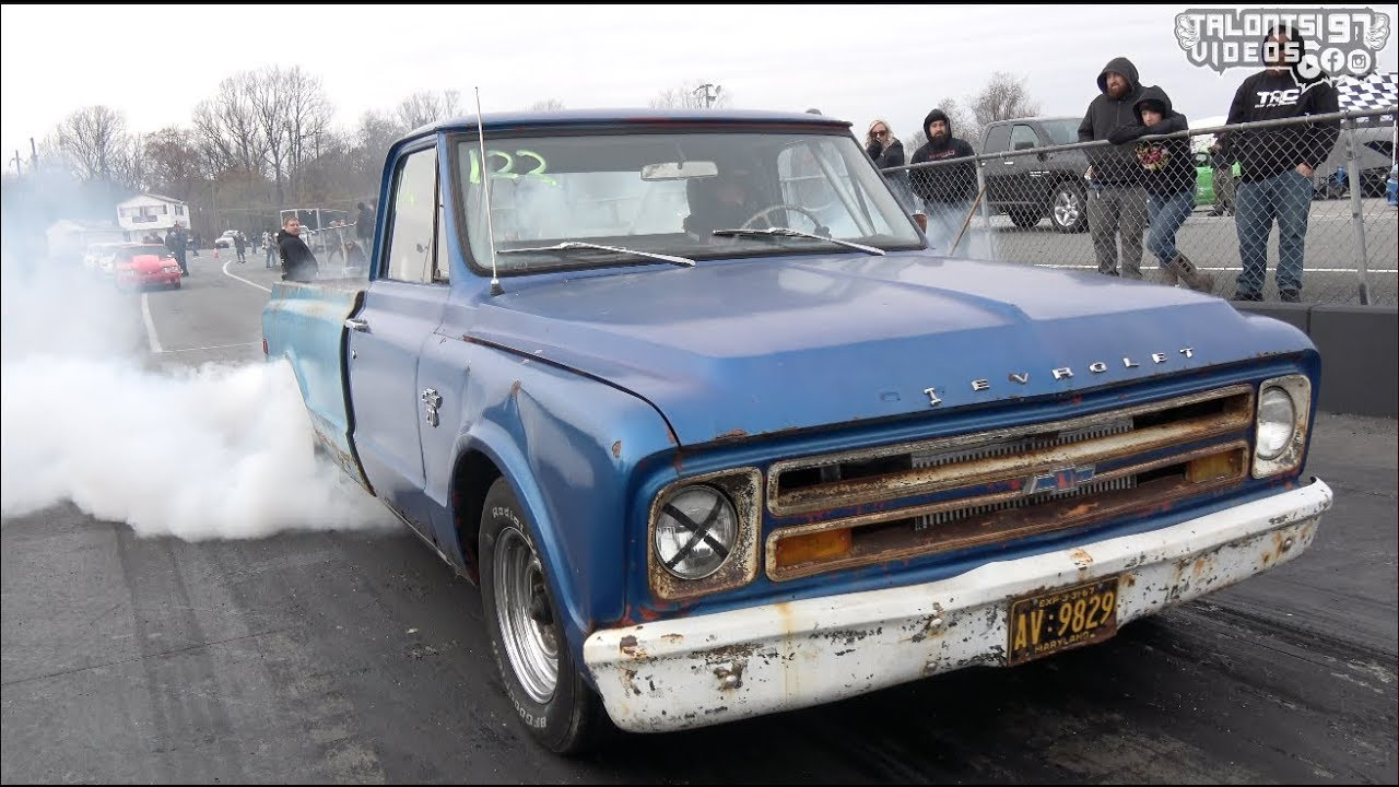 1967 Chevrolet C20 Pickup – Twin Turbo LS Swap
