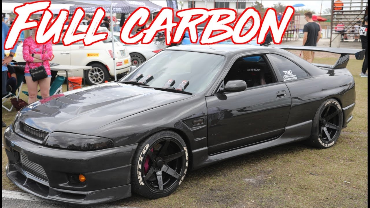 Carbon Fiber R33 Skyline – Ride Along Street Hits
